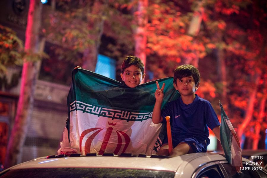 The future of Iran