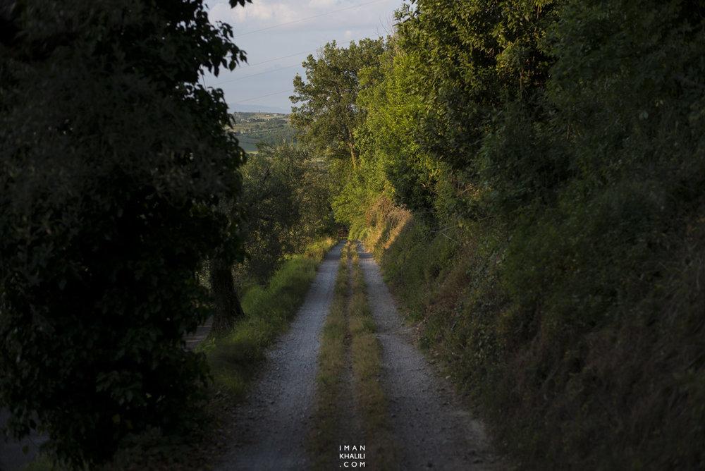 Chiusi, Tuscany