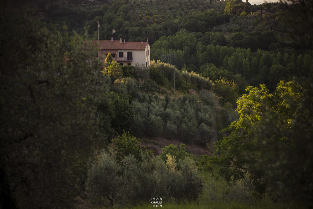 Beautiful Hilltop House in Chiusi