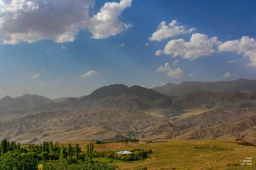 Taleghan, Isfahan Province, Central Iran