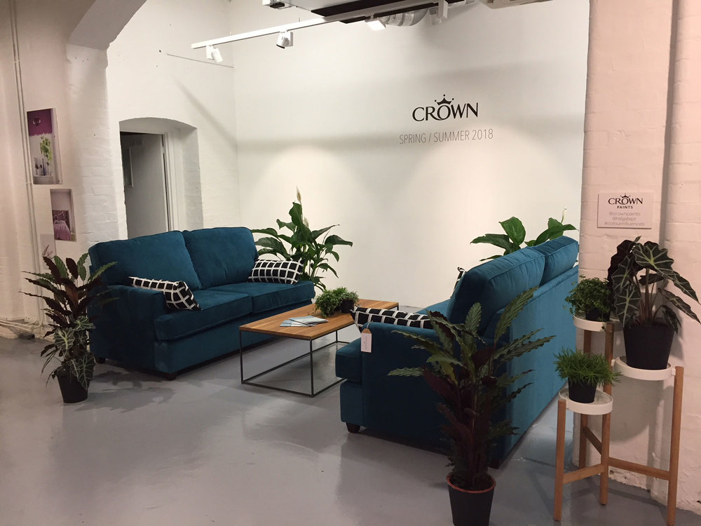 SS18 Crown Paint Press Launch