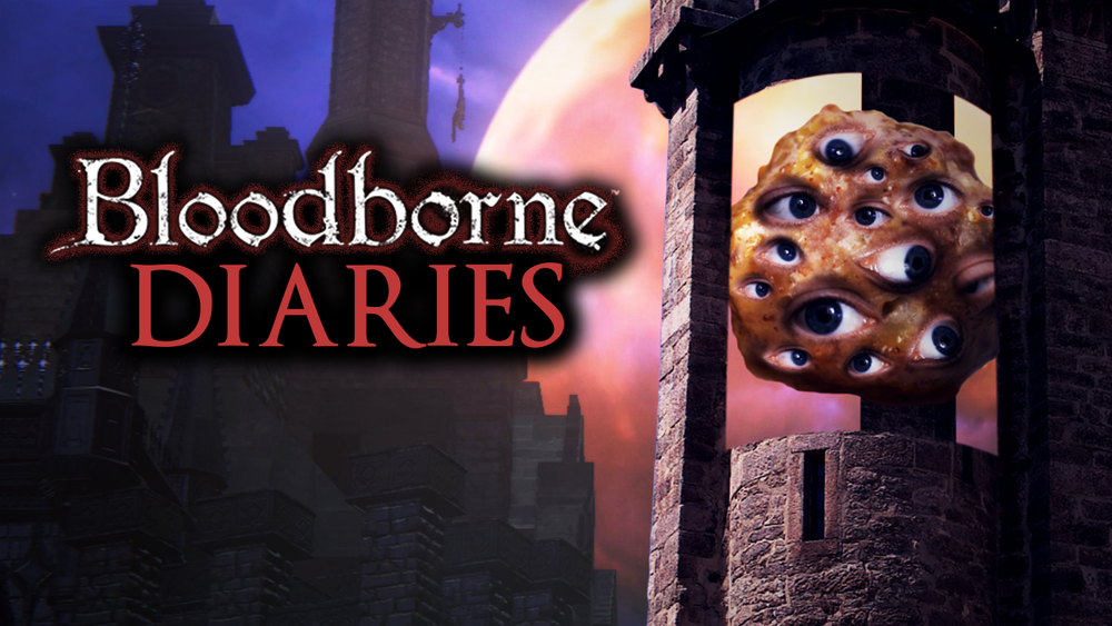 The original Bloodborne Diaries series. Matt condenses his experiences with the game.