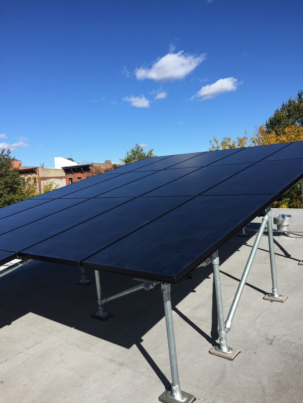 Ann's system - 4.5 kW SunPower AC system.