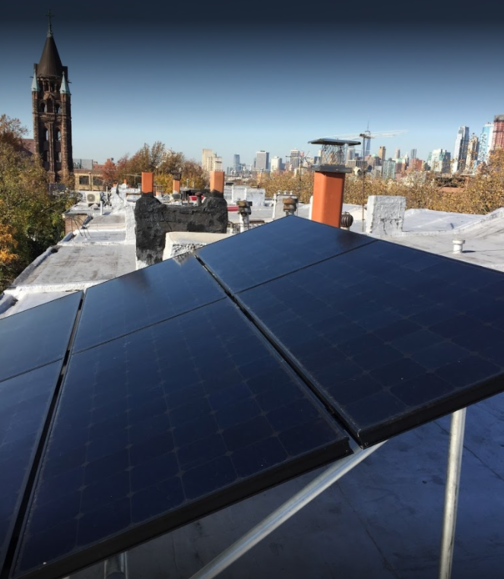 "☆☆☆☆☆ - ""I had a great experience working with Brooklyn SolarWorks. The solar panels provide 100% of my electric needs. They did everything they said they would do and more. I highly recommend Brooklyn SolarWorks. My install was done in 2015 and everything is working just fine. And should I need them I know they will be there for me.""— Milton Ross"