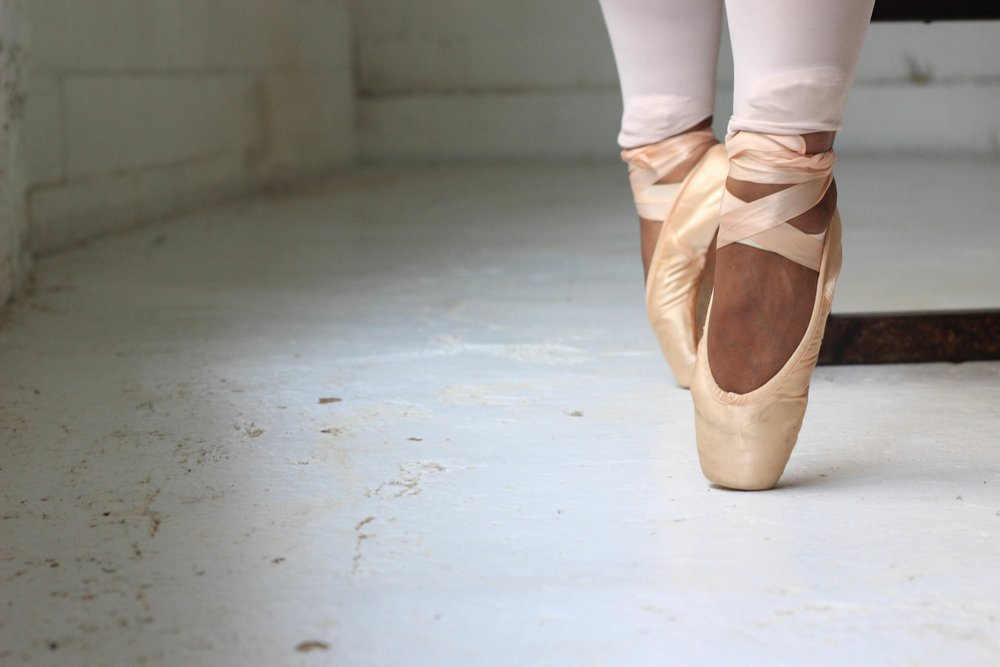 bb9f8e55a570 Your pointe shoe is an extension of you! Get the perfect fit.