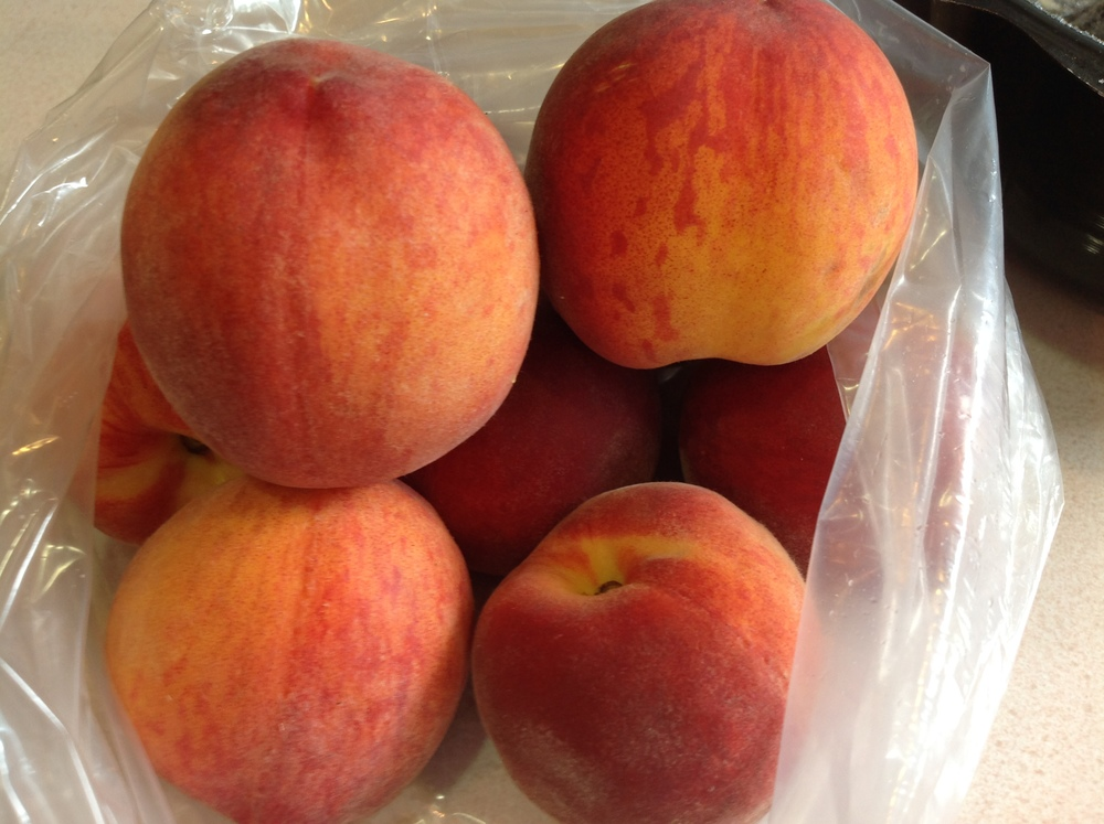 Southwestern Pennsylvania Peaches!