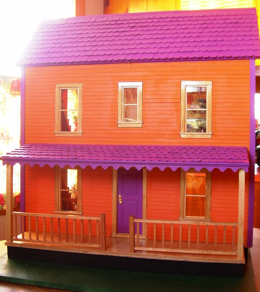 to order dollhouse product