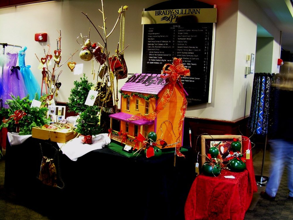 2015 Intown Holiday Markets at the Brady Sullivan Plaza, Manchester