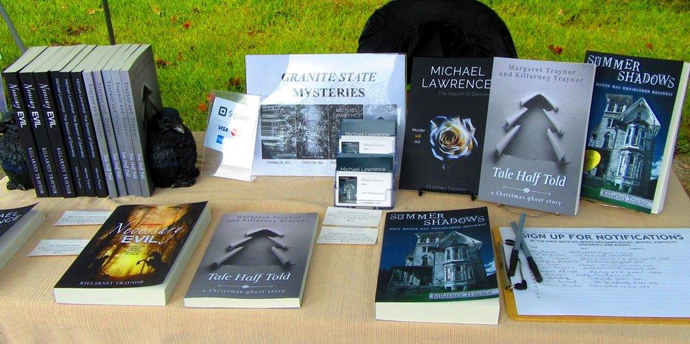 Books by Killarney Traynor