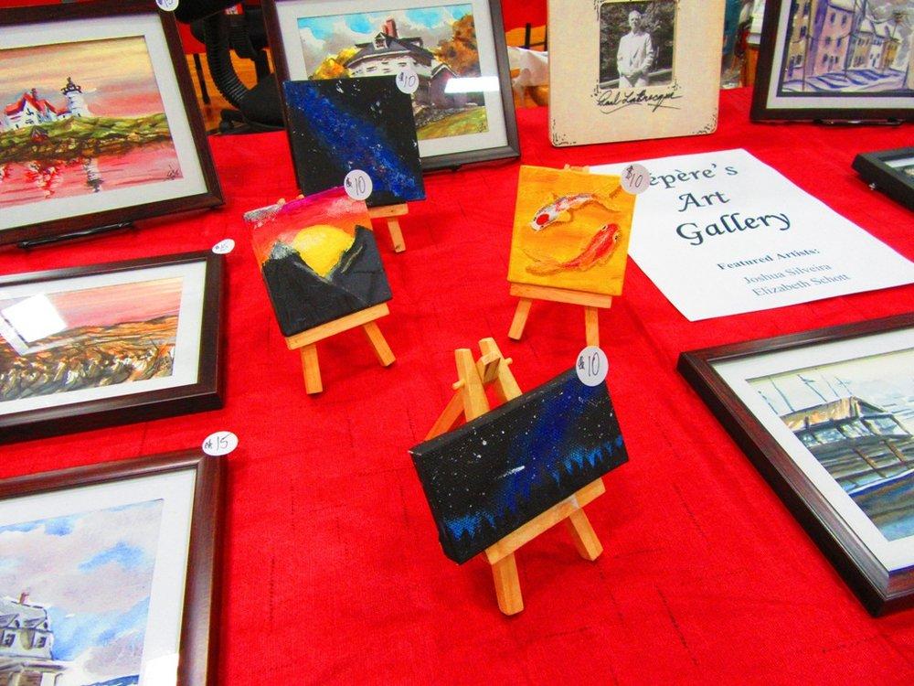 Pepere's Art Gallery