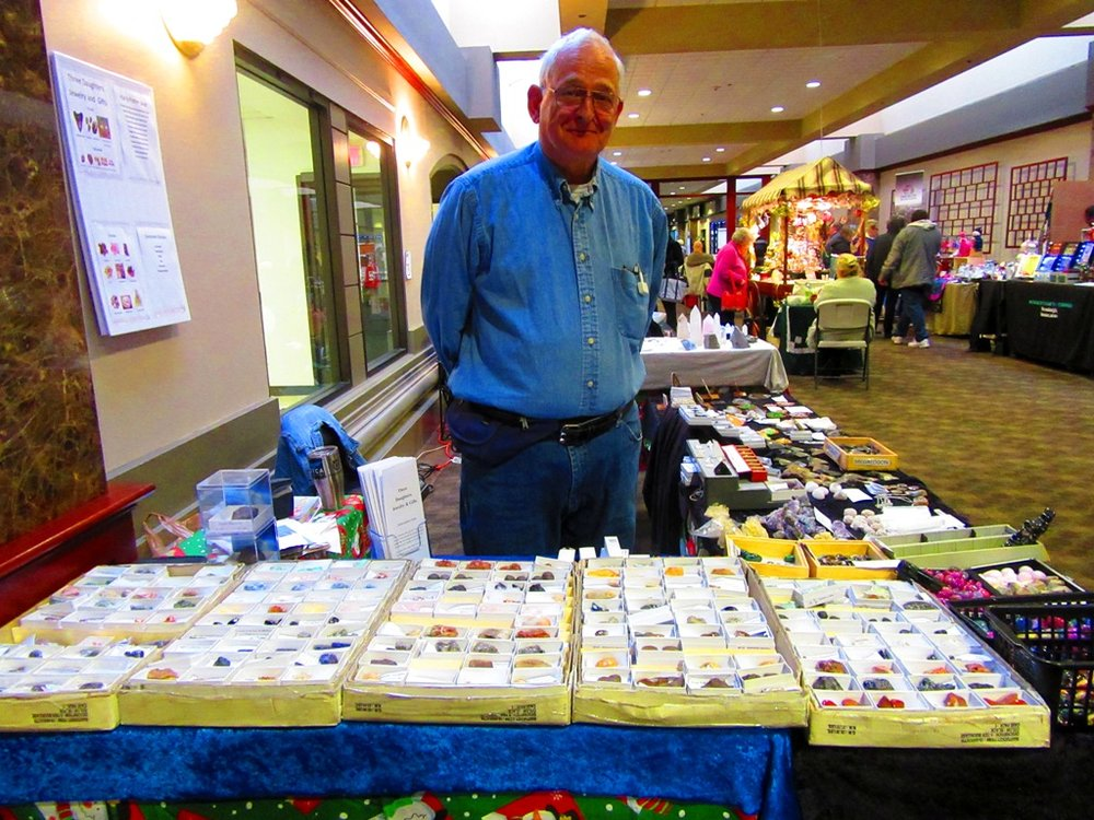 Philip Dudziak of Three Daughters Jewelry & Gifts