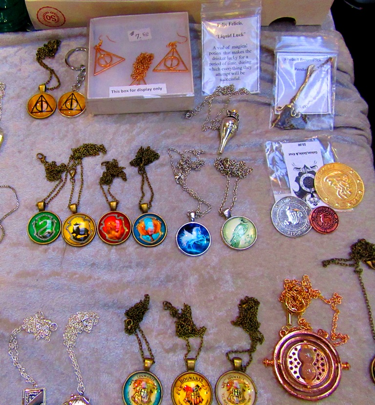 Three Daughters Jewelry & Gifts - Harry Potter line