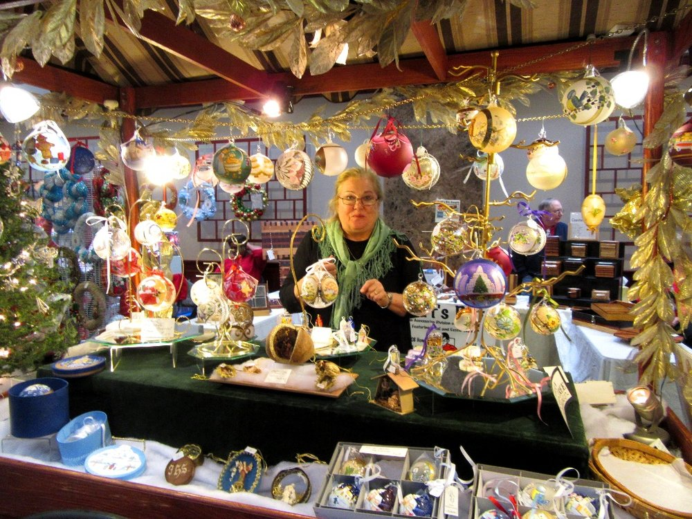 Gertrude of Austrian Christmas Tree ornaments