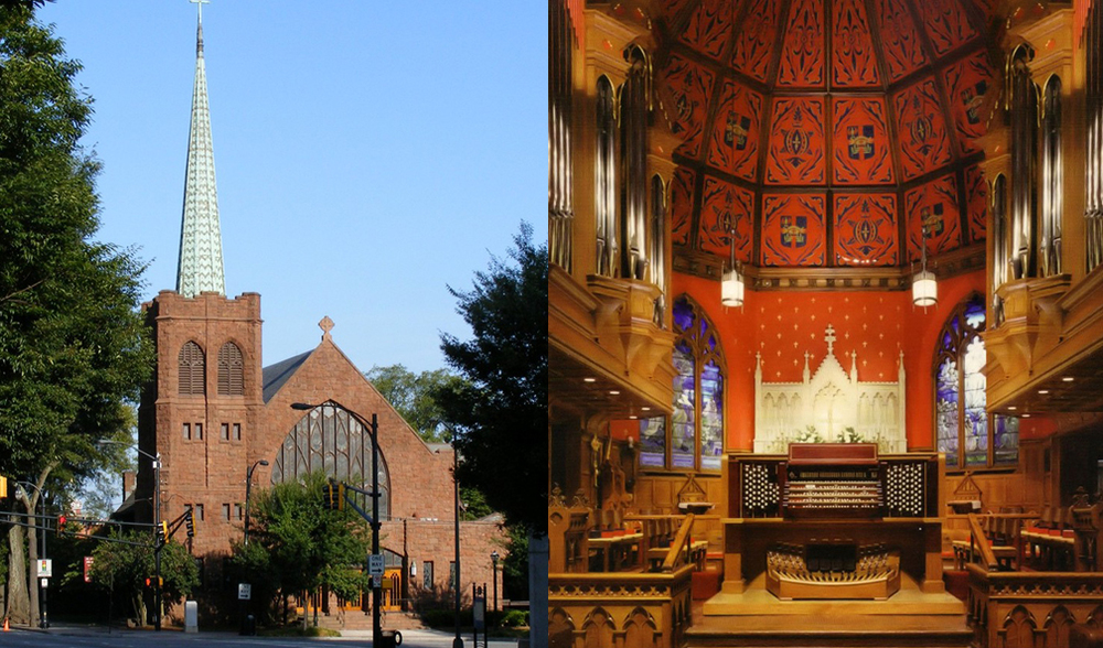 All Saints Episcopal Church Renovation