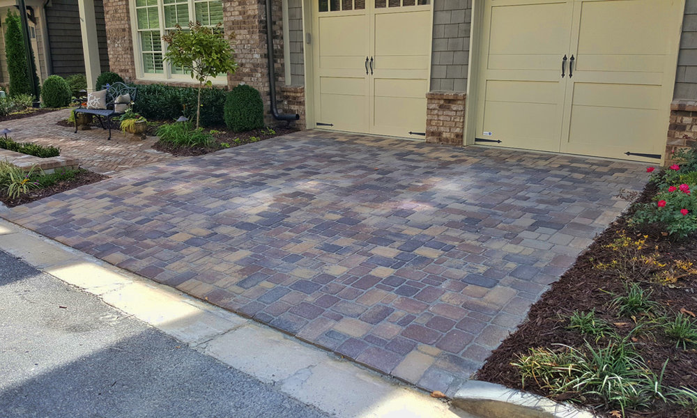 One River Place Pavers