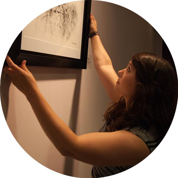 Haley  - artist & partner relations [gallery goddess]