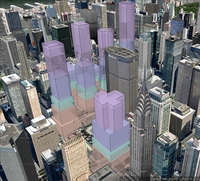 East Midtown Proposed Zoning Study