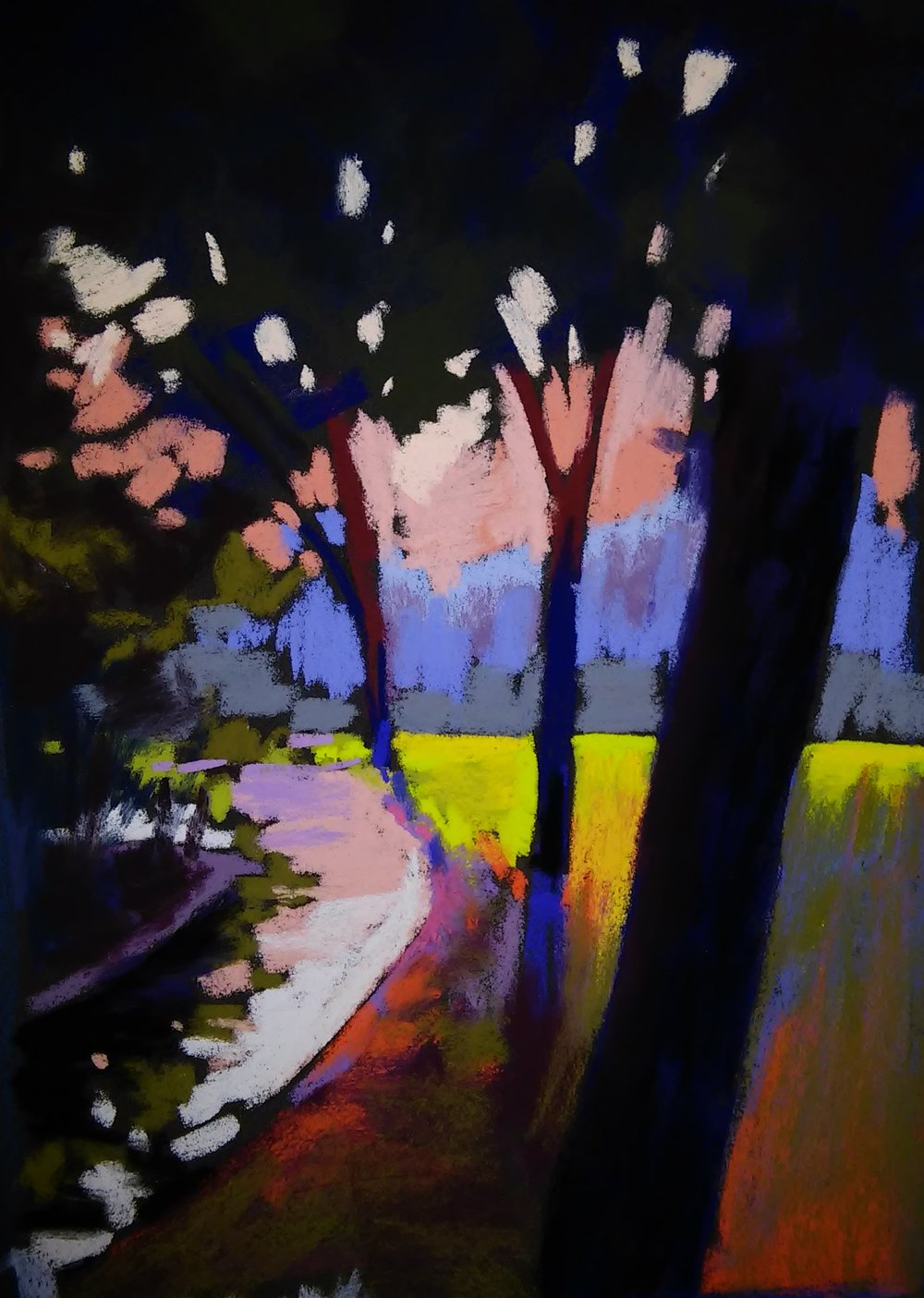 11x14 LaCarte Dutch Dusk II  AVAILABLE