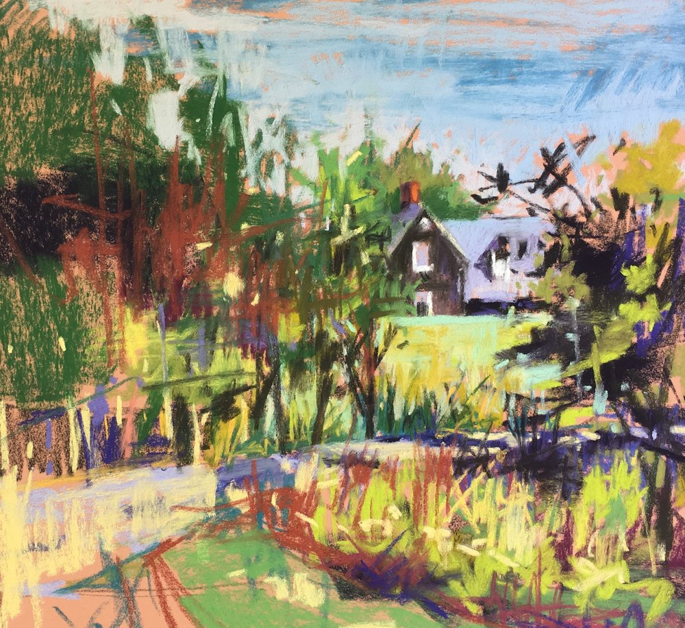 Chestertown plein air 2017
