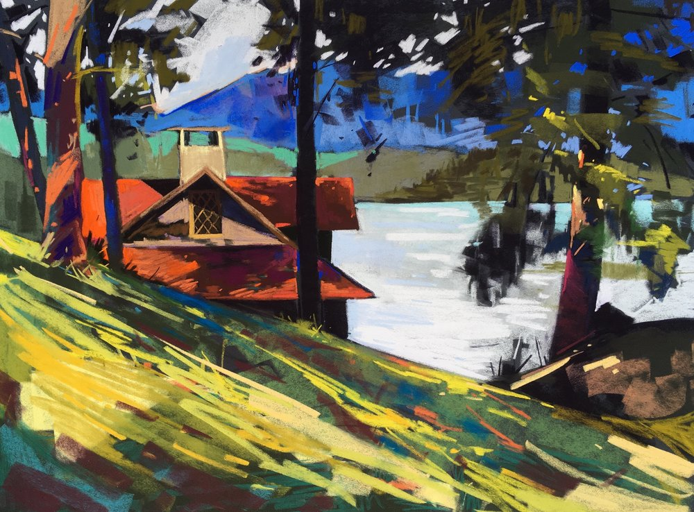 23x31 The Camp SOLD