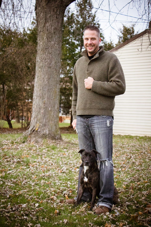 DAN AND his dutch shepherd mix SEQUEL