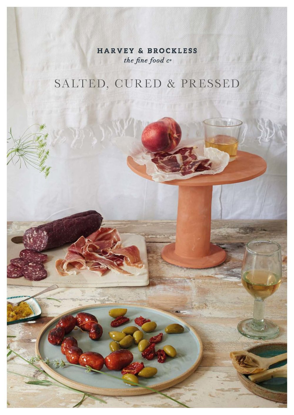 Salted, Cured and Pressed