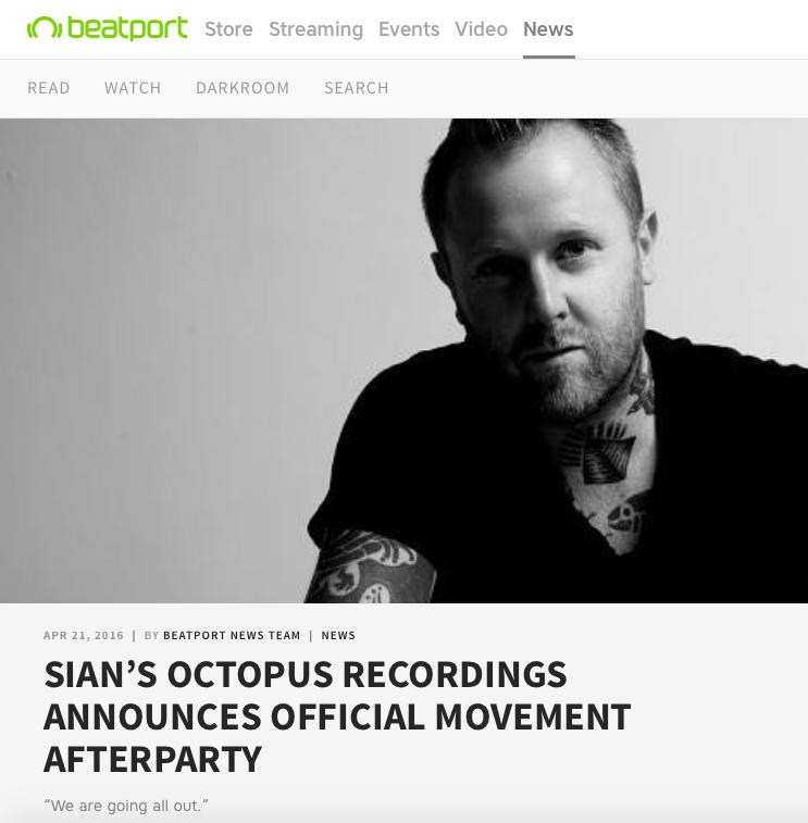 Sian | Beatport