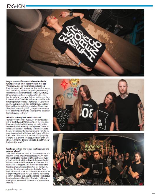 DJ Mag USA Print March 2016