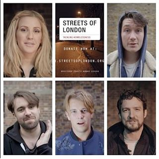 Proud to present our film for #streetsoflondon helping to tackle homelessness in #london featuring @elliegoulding @bastilledan @tompeterodell @thevaccines @frankturner #film #production #sonyfs7  #filmproduction #homeless #charity #donate
