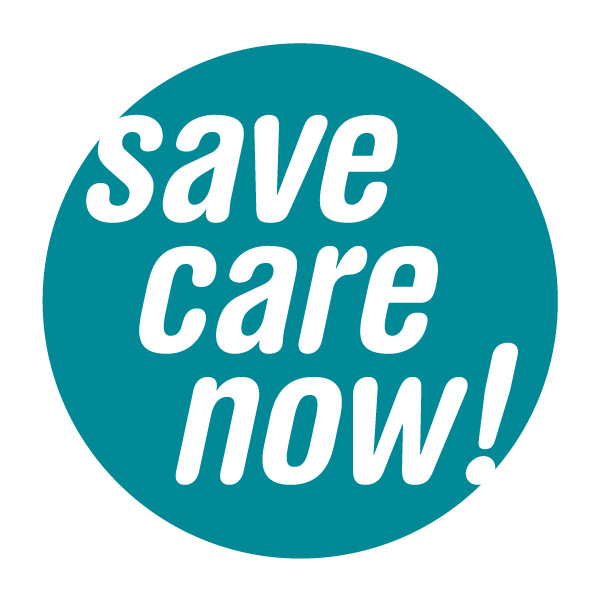 save care now!
