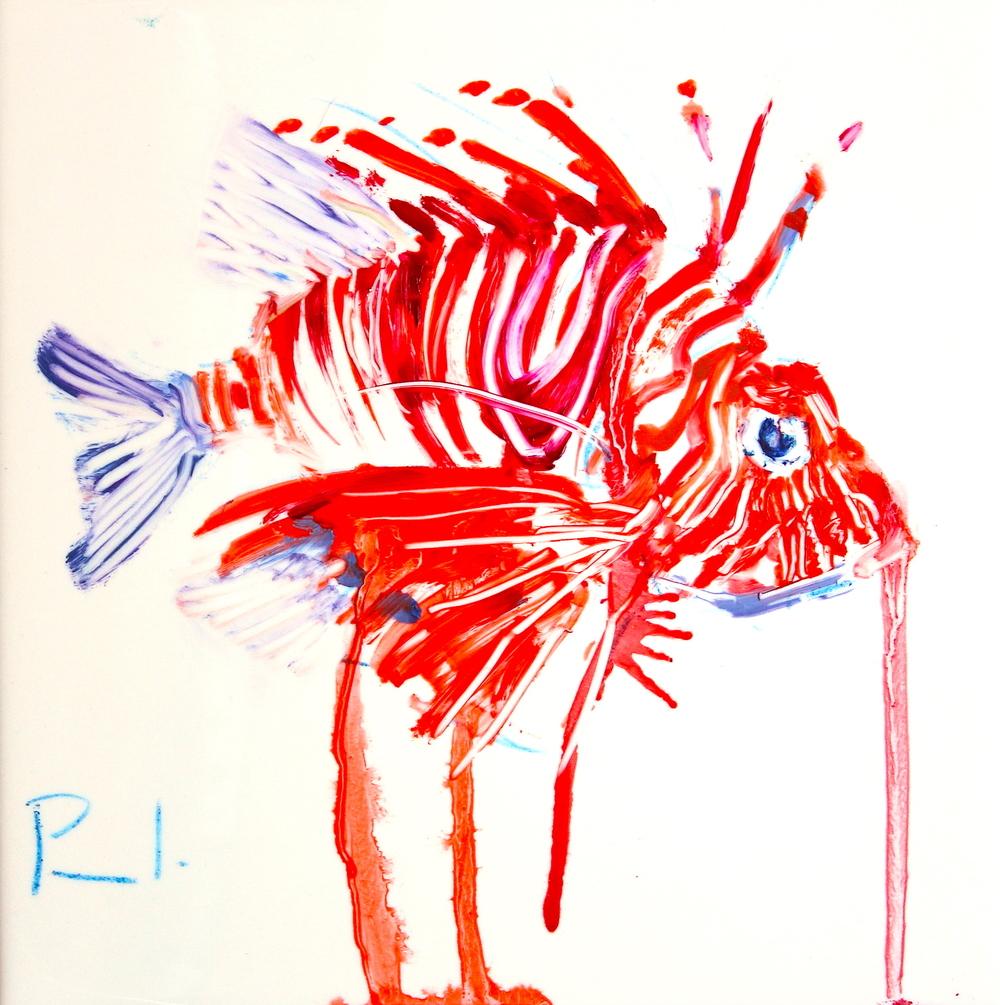 LION FISH SOLD