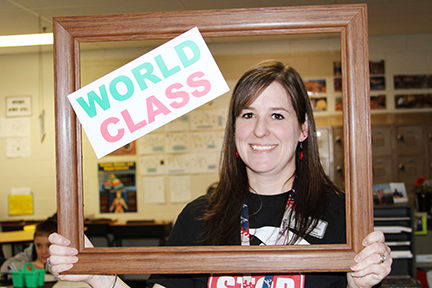 Jennifer W. Sevier, Dacula Middle School