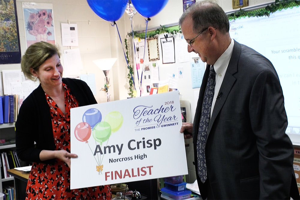 Amy Crisp_Norcross HS_surprise.jpg