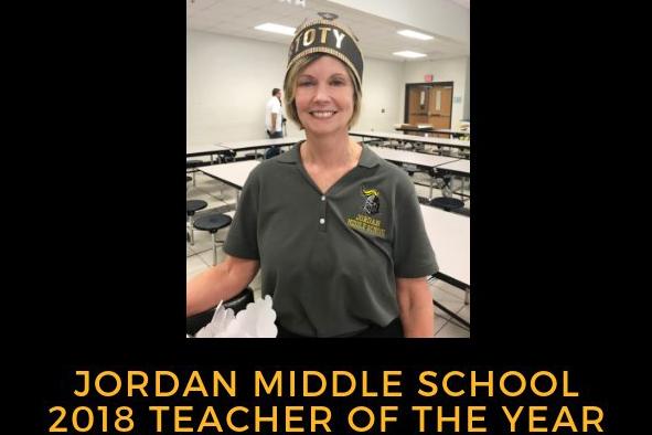 Sandra Chedwick of Jordan MS