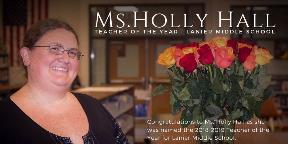 Holly Hall of Lanier MS