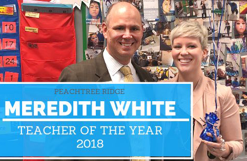 Meredith White of Peachtree Ridge HS