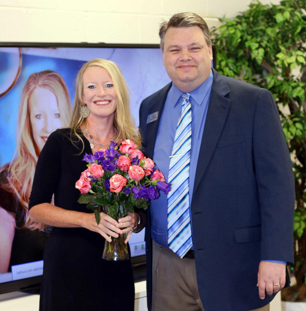 Sandy Frierson of Gwinnett Online Campus