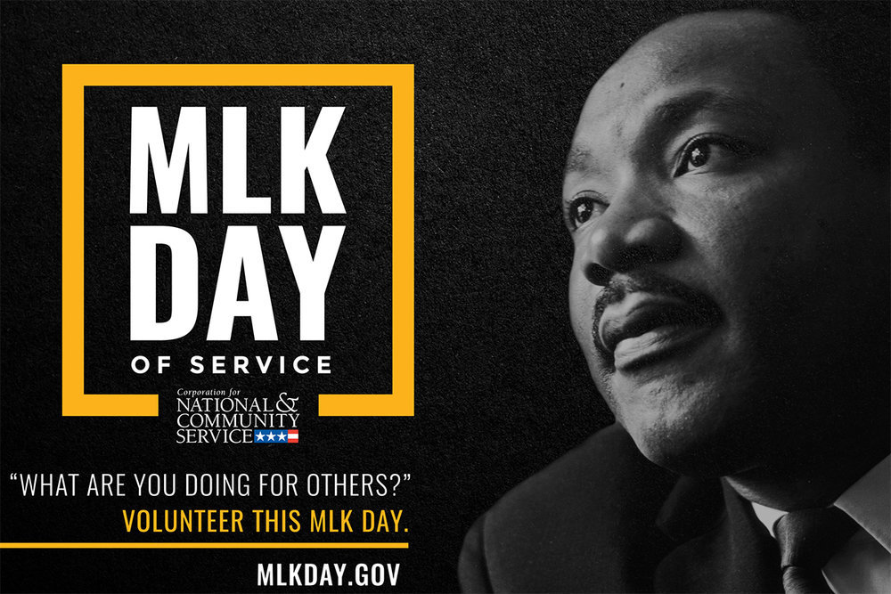 A Day On Not A Day Off Celebrating Mlk Day With Service Communique
