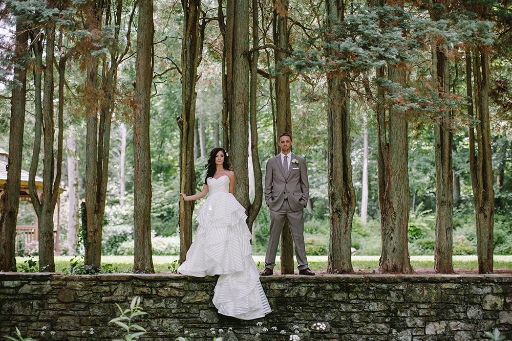 Melissa + JC | Ridley Creek State Park Wedding | Media, Pa — Love
