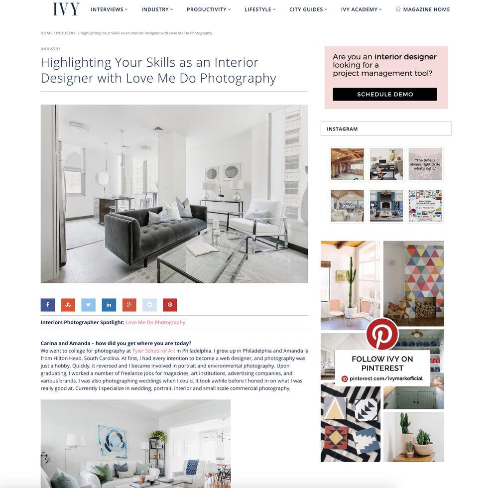 Ivy Magazine