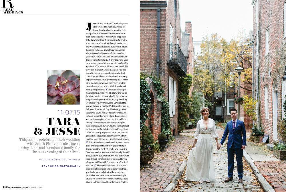 Brides Philadelphia