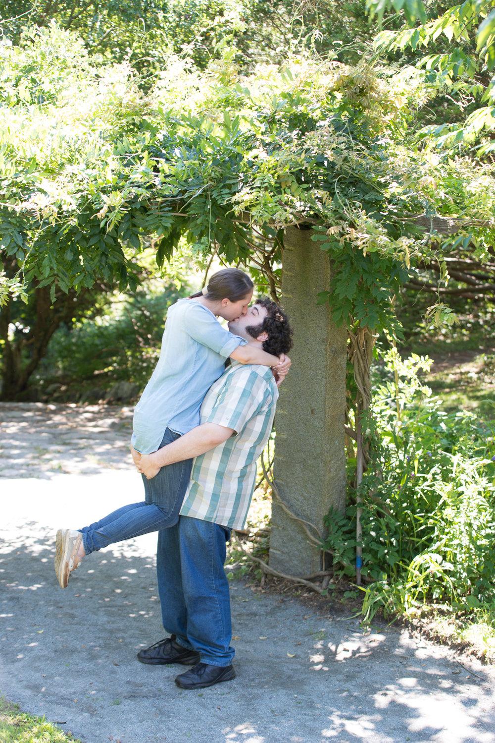 Tori & Tyler's Engagement