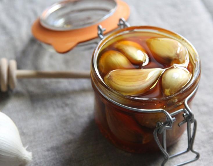 Garlic+honey