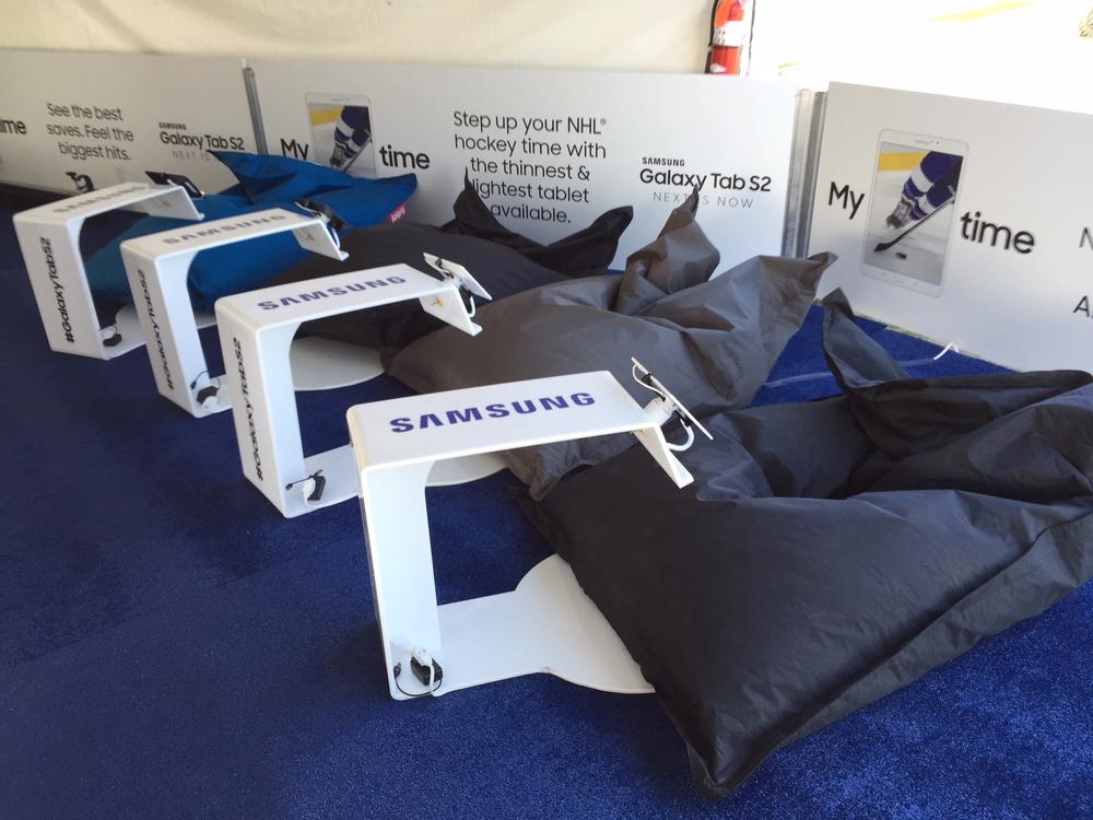 Samsung Face-Off Event Calgary