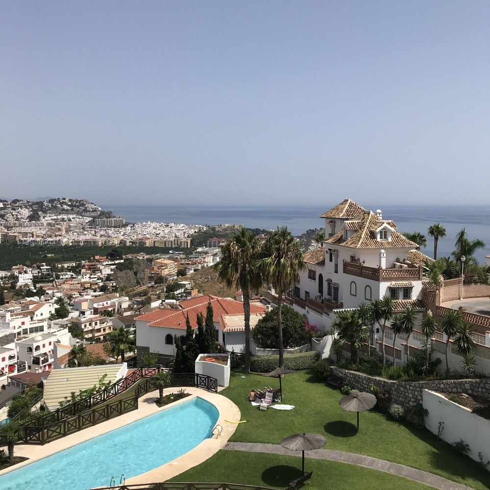 Home with a view in beautiful Almuñecar