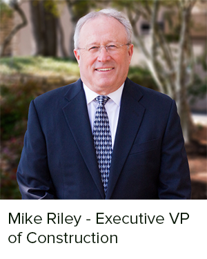 Mike Riley has more than 35 years of experience managing multifamily and commercial construction projects, and has been involved with projects totaling $10 billion in investment. Beginning as a field engineer and working his way through various levels of construction management, Mike is familiar with all aspects of development having delivered timely, high quality, and on or under budget completion of dozens of large scale projects.  He is a bottom line-focused, quality driven, and results proven real estate expert with extensive industry knowledge.