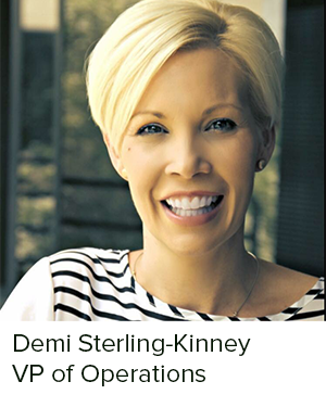 Demi Sterling-Kinney joins Aspen Heights with 15 years of experience in the student housing and multifamily industry on both the development and stabilized operations sides. Shortly after graduating with a Bachelor of Science degree from Texas A&M University, she began her career with Fairfield Residential overseeing the new construction lease-up of their first purpose-built student housing projects. Through her career with Fairfield, Sterling University Housing, CWS Capital Partners and American Campus Communities, she held roles such as the Director of Education and Marketing Services, Regional Operations Director and the Director of Student Housing.