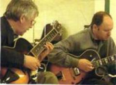 Louis Stewart and Hugh Buckley