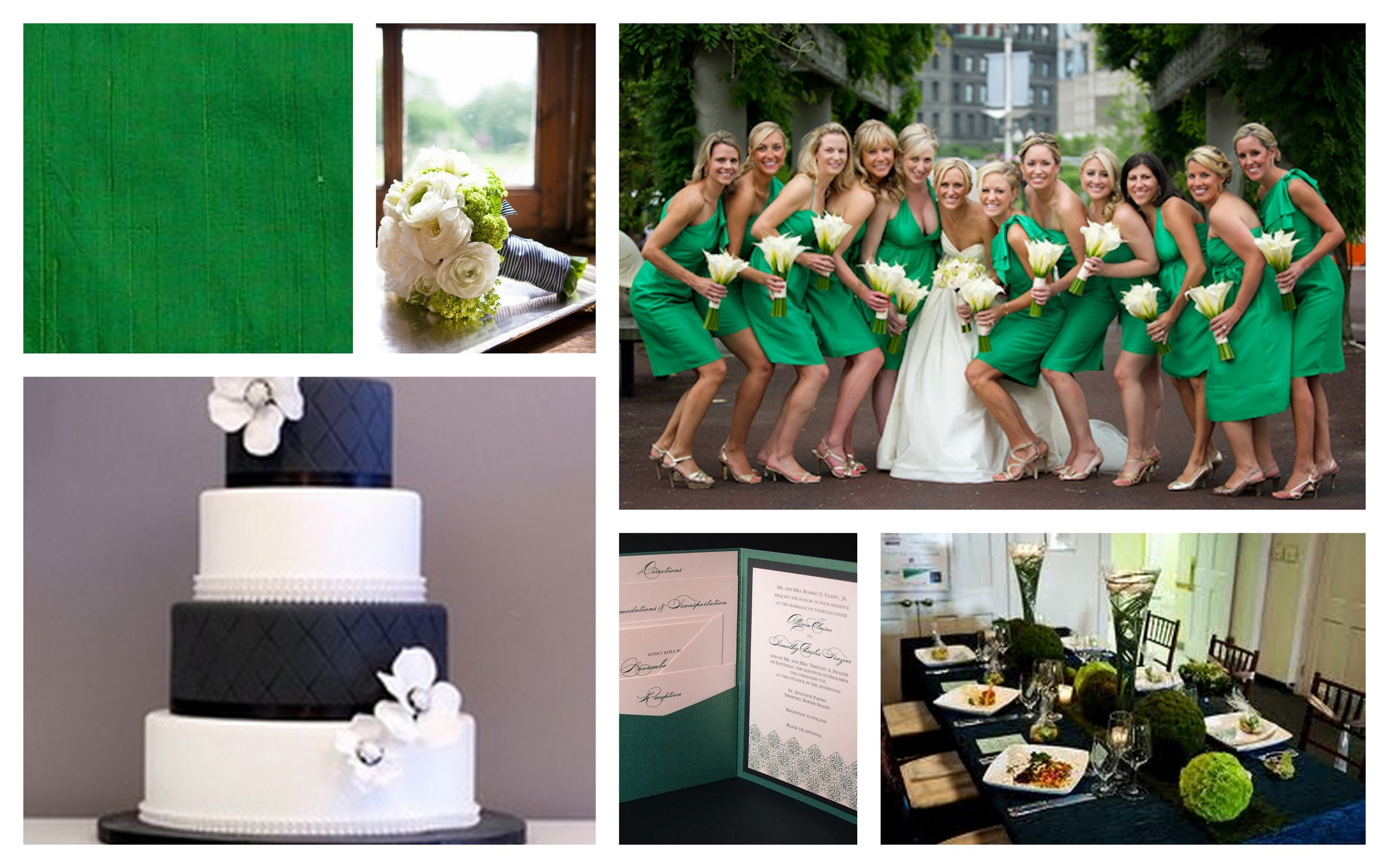 2013 Color Of The YearEmerald Green Southern Savvy Events