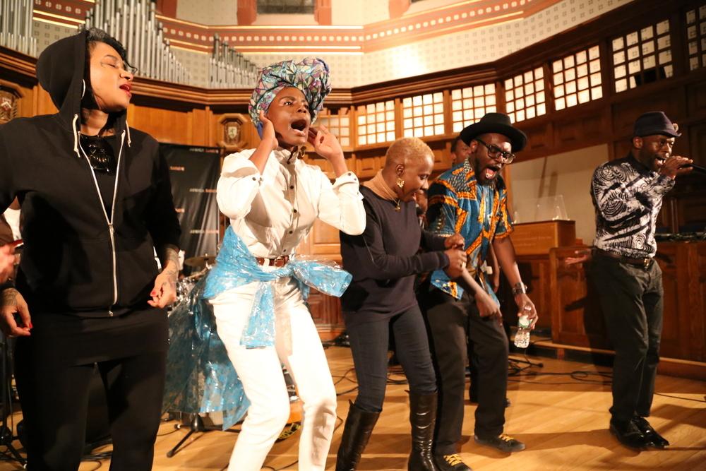 Yale Reveals 'Africa Salon' 2016 - Okayafrica